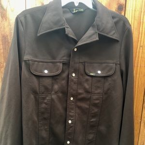 Men's Vintage Lee Field Jacket. Medium-Lightweight